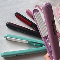 Мини утюжок гофре для волос Pro Mozer MZ 7052