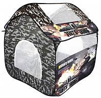Игровая палатка World of Tanks A999-207 Домик, фото 1
