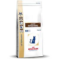 Royal Сanin Gastro Intestial сухой лечебный корм для кошек при нарушениях пищеварения 2КГ