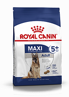 Royal Canin Maxi Adult 5+ сухой корм для собак от 5 лет 15КГ