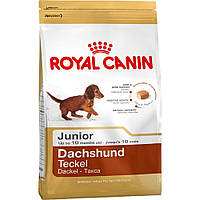Royal Canin Dachshund Junior сухой корм для щенков до 10 месяцев 1,5КГ