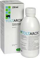 Толтарокс 5% суспензия для орального применения 250мл