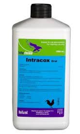 Интракокс орал противококцидийный препарат 1л