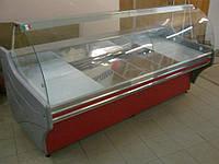 Универсальная витрина Vento 1.2 Freddo (мясная)