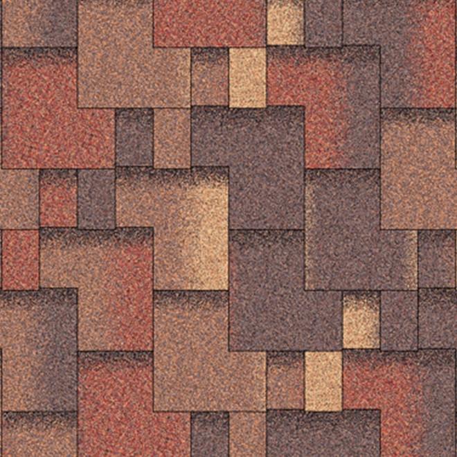 Марокко (красный + коричневый + антик + антик светлый)