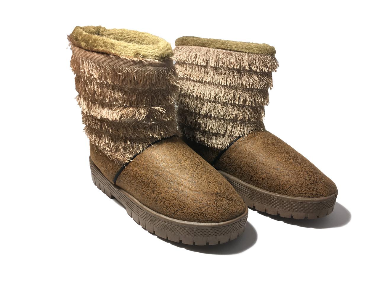 Модные теплые зимние Угги