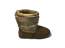 Модные теплые зимние Угги, фото 2