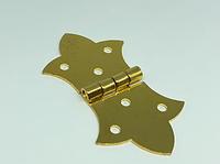 Петля золото 58х31 мм