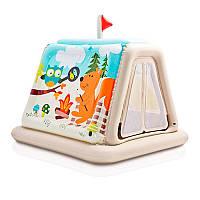 Детский игровой центр палатка Intex 48634. 127 х 122 х 116 см, фото 1