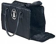 Trixie TX-37968 сумка-переноска-лежак King of Dogs