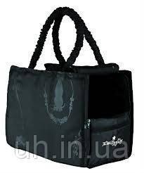 Trixie TX-37993 сумка-переноска-лежак King of Dogs