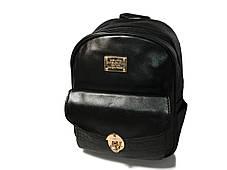 Стильний міський рюкзак з кишенею зміїним, фото 2