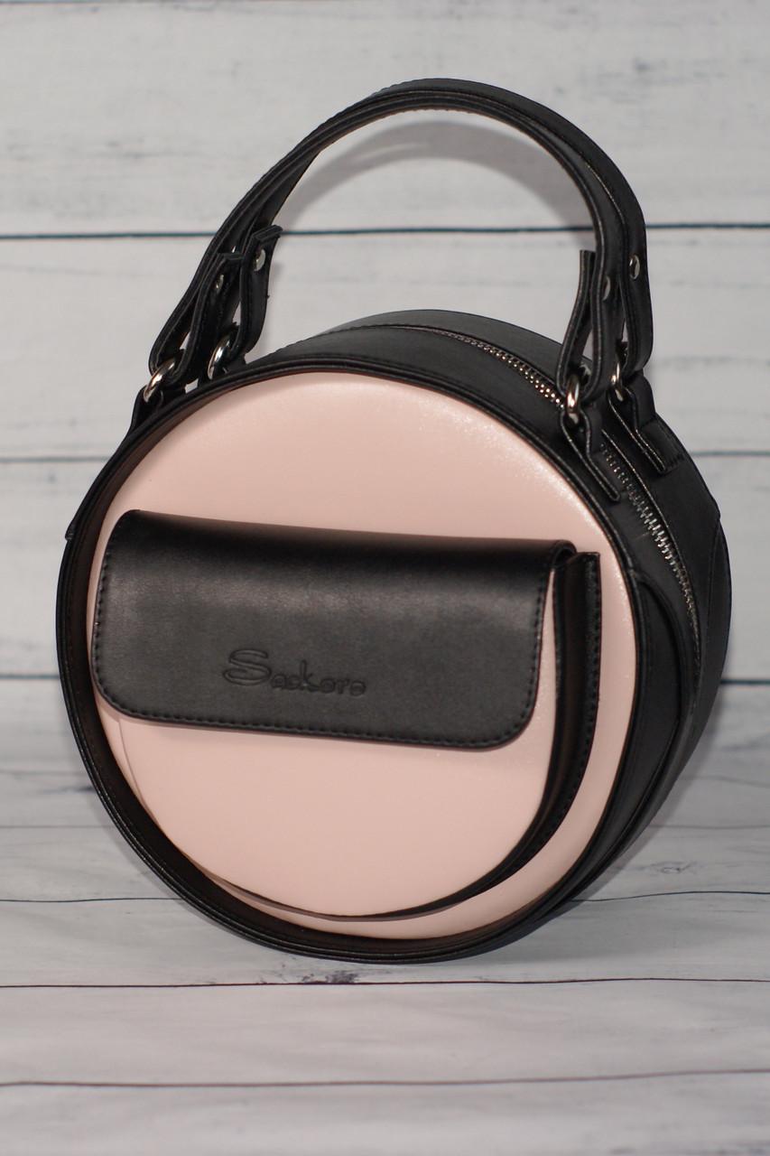 c2df5d9836d3 Женская, стильная, круглая сумка от производителя. 1 399 грн. Показать  оптовые цены