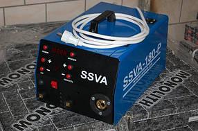 Сварочный полуавтомат SSVA 180P с горелкой B15 (Abicor Binzel)