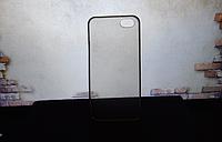 Чехол бампер ультра тонкий Applee и Phone 5 черные