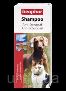 Beaphar  Shampoo Anti-Dandruff шампунь от перхоти для кошек и собак 200мл
