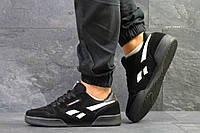 Кроссовки REEBOK черного цвета,размеры  ТОП КАЧЕСТВО!!! Реплика, фото 1