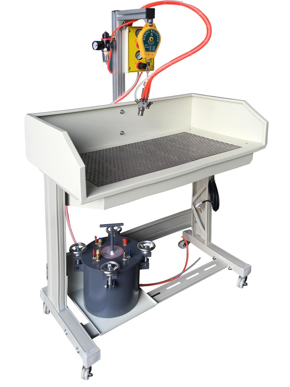 Стол для нанесения латексного клея NGS LT808A