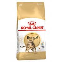 Royal Canin Bengal Adult сухой корм для котов от 1 года 0,4КГ