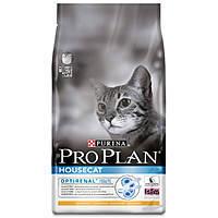 Про План Housecat сухой корм для домашних кошек c курицей  0,4КГ