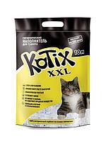 Kotix (КОТИКС) силикагелевый наполнитель для туалета 5л