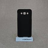 Накладка Nillkin Super Frosted Shield Samsung Galaxy E5 [E500] black EAN/UPC: 6956473226857, фото 2