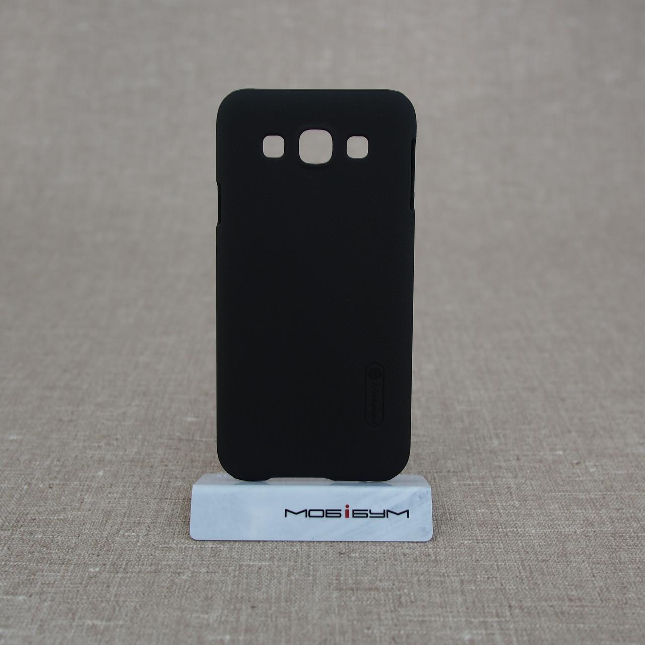 Накладка Nillkin Super Frosted Shield Samsung Galaxy E5 [E500] black EAN/UPC: 6956473226857