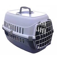 Moderna переноска для собак и кошек, с металлической дверью