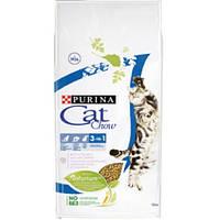 Cat Chow 3 in 1 Special care Сухий корм для кішок 15КГ