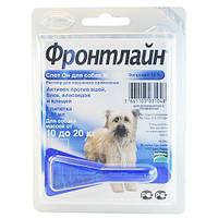 Frontline Спот-Он М капли для собак от 10 до 20 кг 1 пипетка