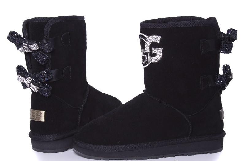 """Угги, унты женские """"VIOLETA"""", обувь зимняя, удобная, повседневная, качество Люкс"""