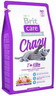 Brit Care Crazy Kitten сухой корм для котят 0,4КГ