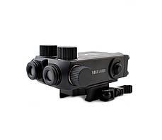 Лазерний цілевказник TAR TLG дод. IR-спектр, кріплення на Пикаттини