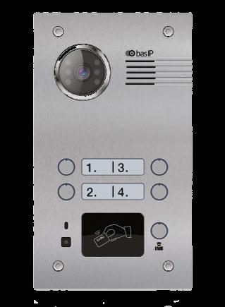 Вызывная панель Bas-IP BA-04