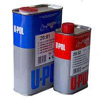 Лак акриловый U-POL HS 2+1 S2081/1 с отвердителем S2032/M 1л+0,5л