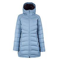 Куртка пуховая Columbia женская WINTER HAVEN™ MID JACKET голубая 1800431-411 d86c19f637d