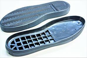 Подошва для обуви  СЕТ TR черная р.40-45, фото 2