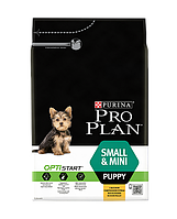 Про План Dog Small&Mini Puppy сухой корм для щенков малых пород c курицей 0,7КГ