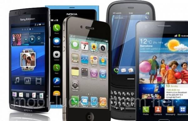 Интернет - магазин китайских телефонов.