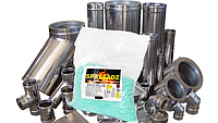 Средство для удаления сажи из дымоходов: действенные, простые способы прочистки труб
