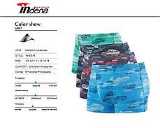Подростковые стрейчевые шорты на мальчика Марка «INDENA» арт.85516, фото 2
