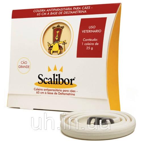 Scalibor нашийник від бліх та кліщів для собак 65 см