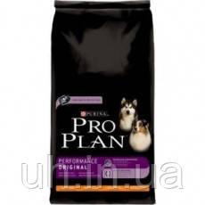 Про План Performance Adult сухой корм для собак с курицей 18кг
