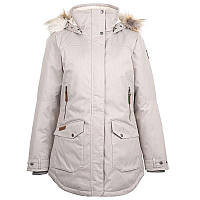 Куртка Columbia женская BARLOW PASS 550 TURBODOWN™ II JACKET светло-серая  1800461-020 b6253431177