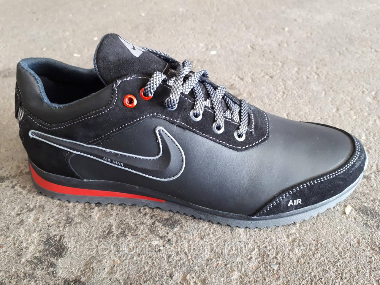 80f5ce4a3aa1 Мужские Кроссовки Nike Из Натуральной Кожи. Украина — в Категории ...