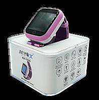 Детские GPS часы MYOX МХ-100G розовые, фото 1
