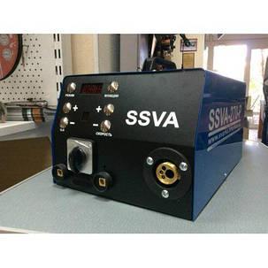 Сварочный инверторный полуавтомат SSVA-270-P 380 4-х роликовый В с горелкой RF GRIP 25 3 МЕТРА (ABICOR BINZEL), фото 2