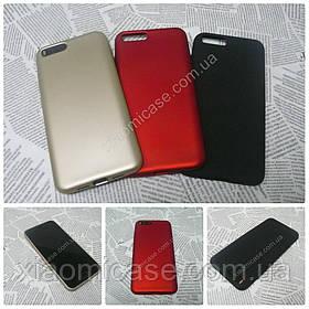 TPU Soft-touch чехол Rock накладка бампер для Xiaomi (Ксиоми) Mi6 Plus (черный)