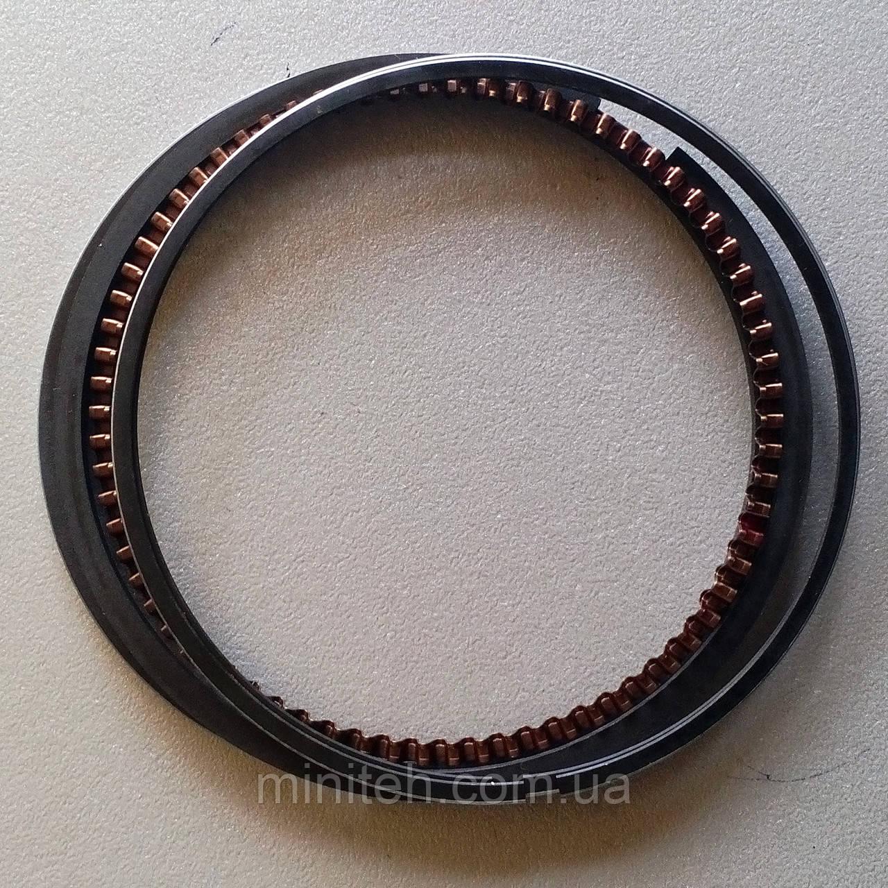 Кольца поршневые ремонтные 177F (77,25мм, бензин)