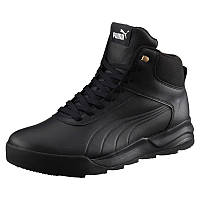 Ботинки мужские Puma Desierto Sneaker L 362065 02 (черные 9b17050b16792